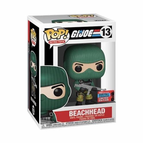 Funko Pop! G.I. Joe: Beachhead #13 NYCC 2020 Convention Exclusive