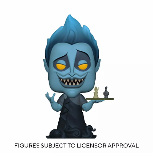 Funko POP! Disney Villains Hades with Chess Board Target Exclusive Preorder