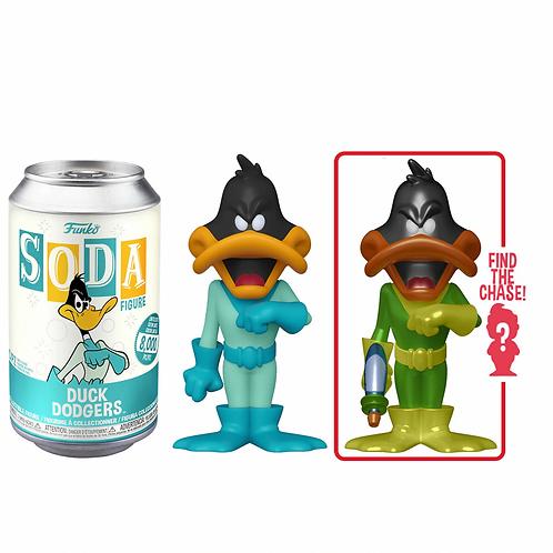 Duck Dodgers Funko Vinyl Soda Sealed