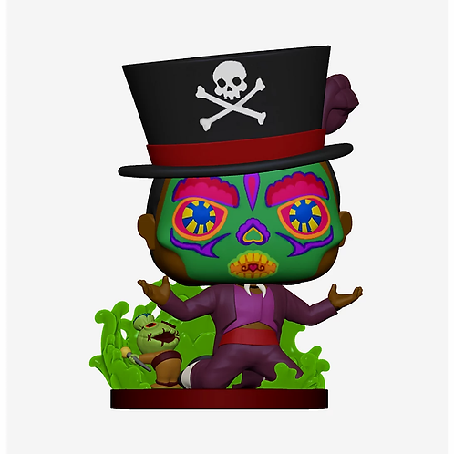 Funko Pop! Disney Villains Dr. Facillier with Skull Box Lunch Exclusive Preorder
