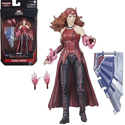 Avengers 2021 Marvel Legends 6-Inch Scarlet Witch Action Figure Preorder