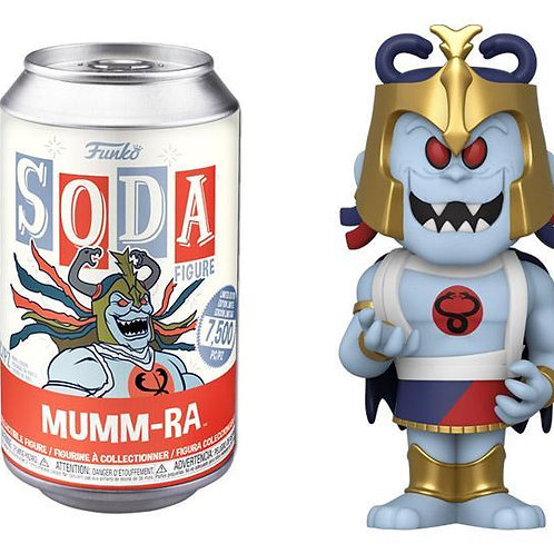 FUNKO POP! SODA CAN VINYL - Mumm-Ra Not sealed