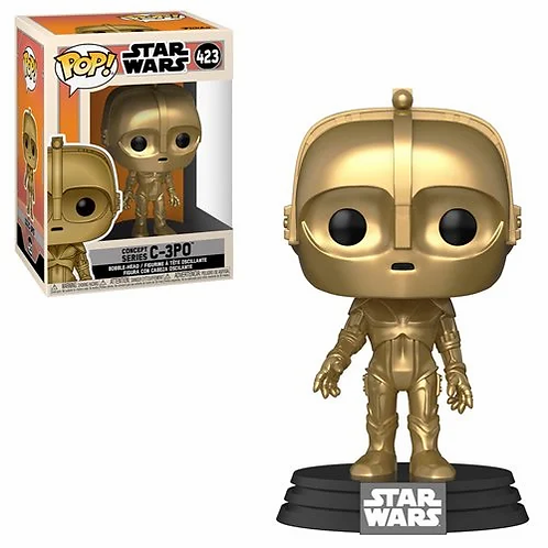 Star Wars Concept C-3PO Pop! Vinyl Figure