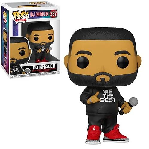 DJ Khaled Pop! Vinyl Figure Preorder
