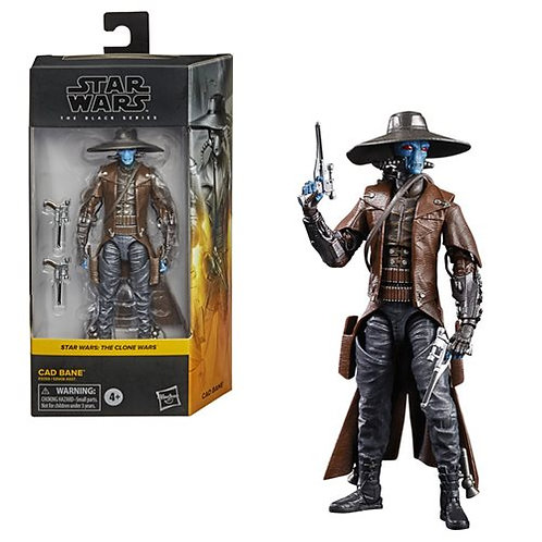 Star Wars The Black Series Cad Bane 6-Inch Action Figure Preorder