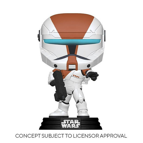 POP! Star Wars: Republic Commando Boss Glow-in-the-Dark GameStop Preorder