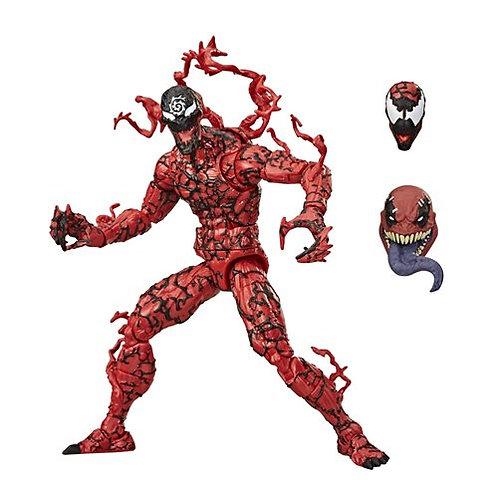 Venom Marvel Legends 6-Inch Carnage Action Figure Preorder