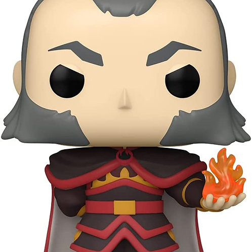 Funko Pop! Animation Avatar Admiral Zhao with GITD Fireball Amazon Excl Preorder