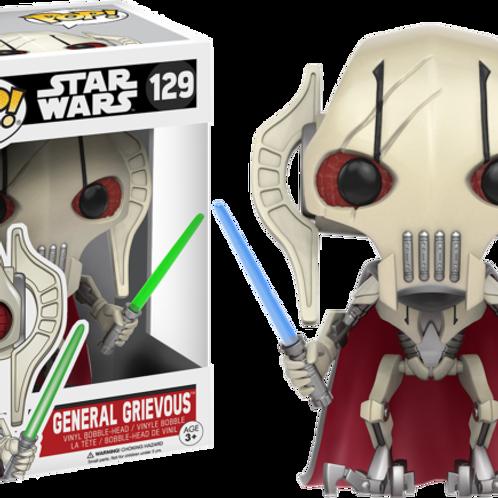 Star Wars - General Grievous Pop! Vinyl Figure Preorder