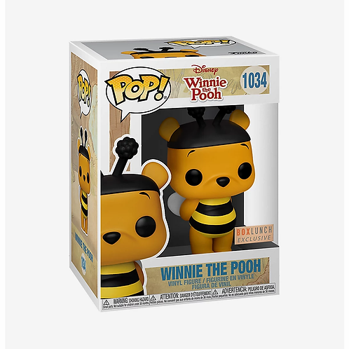 Funko Pop! Disney Winnie the Pooh Pooh as Bee BoxLunch Exclusive Preorder