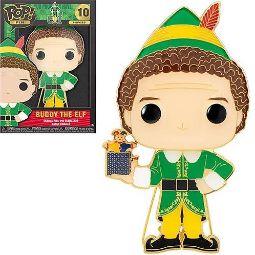 Elf Buddy Large Enamel Pop! Pin Preorder