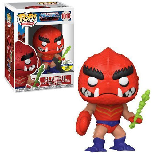 Funko Pop! Masters of the Universe Clawful  #1018 SDCC 2020 Toy Tokyo Exclusive