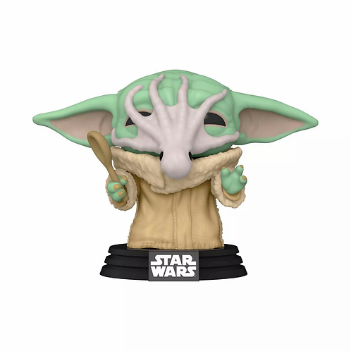 Funko POP! Star Wars The Mandalorian The Child Soup Creature Target Exc Preorder