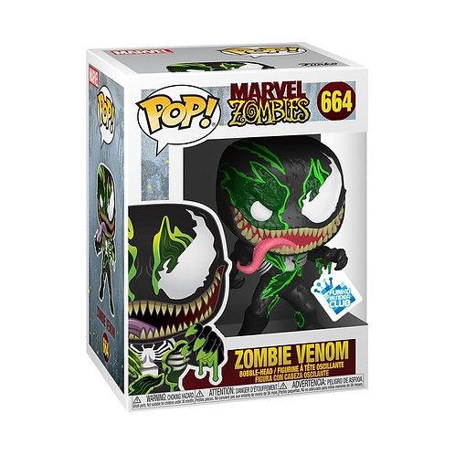 POP! Marvel: Marvel Zombies Venom GameStop Exclusive