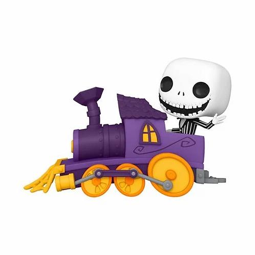 Nightmare Before Christmas Jack in Train Engine Pop! Train Preorder