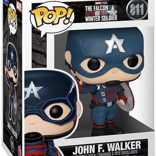 Falcon and Winter Soldier John F. Walker Pop! Vinyl Figure