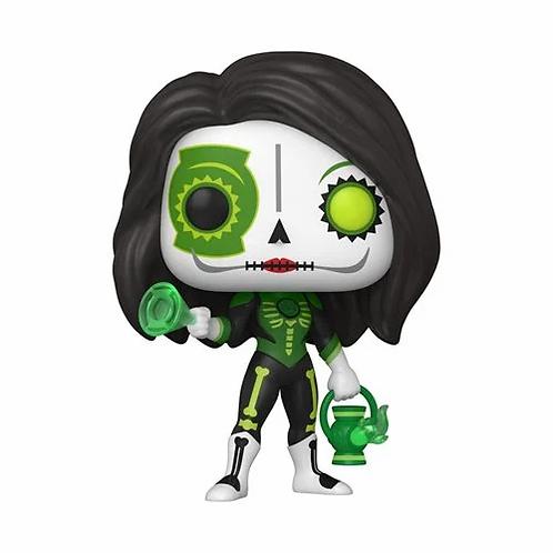 Dia de los DC Green Lantern (Jessica Cruz) Pop! Vinyl Figure Preorder