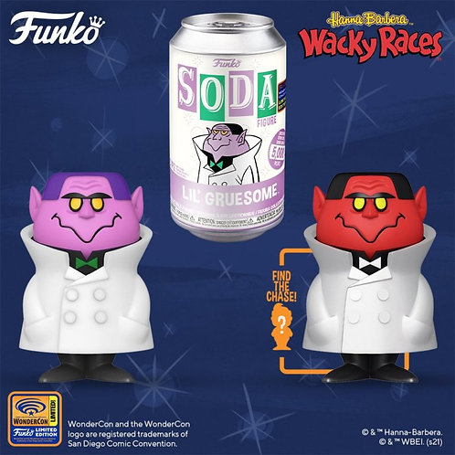 Funko Vinyl SODA – Hanna Barbera – Lil' Gruesome 1/6 Possable chase