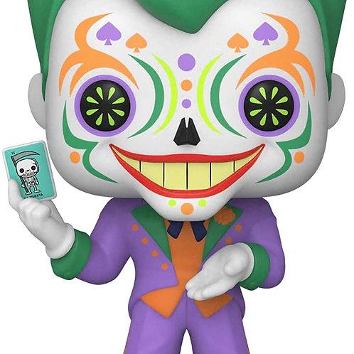 Funko Pop! Heroes: Dia De Los DC Joker GITD Amazon Exclusive Preorder