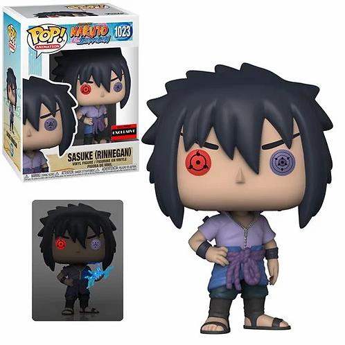 Naruto Sasuke Uchiha Rinnegan Pop! Vinyl Figure - AAA Anime Exclusive Preorder