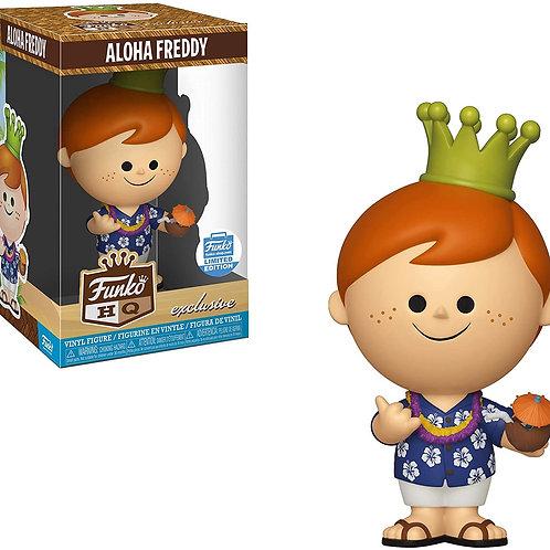 Funko Aloha Freddy HQ Limited Edition Exclusive