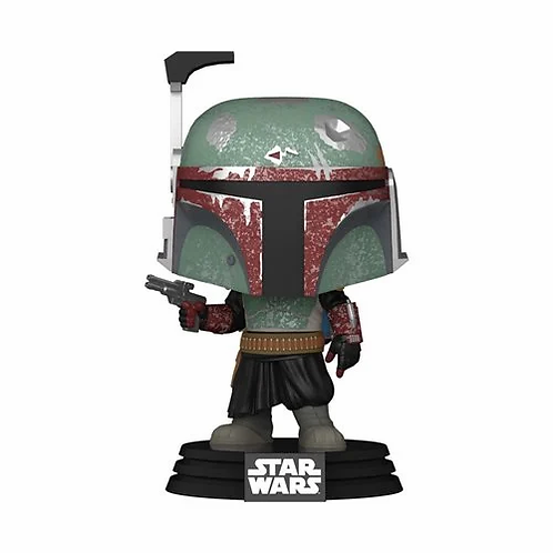 Star Wars: The Mandalorian Boba Fett Pop! Vinyl Figure Preorder