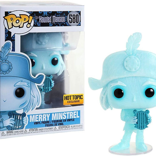 Funko Pop! The Haunted Mansion Merry Minstrel Hot Topic Exclusive  #580