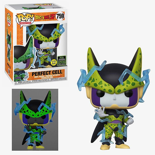 Funko Pop Perfect Cell #759 2020 Spring Convention