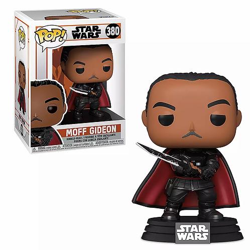 Funko Pop! Star Wars: The Mandaloria  Moff Gideon # 380