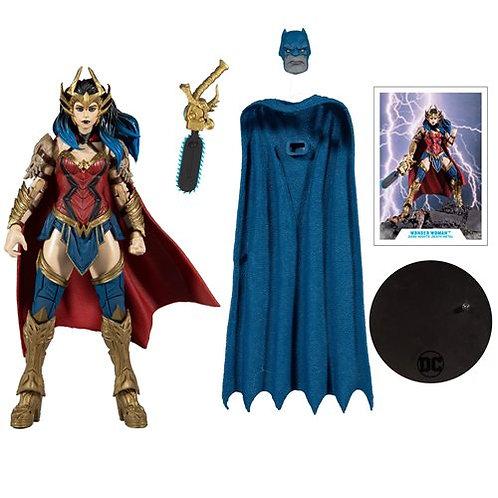 DC Build-A Wave 4 Dark Nights Death Metal Wonder Woman Action Figure Preorder