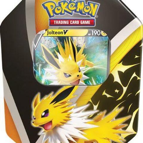 Pokemon: Eevee Evolutions Jolteon V Tin