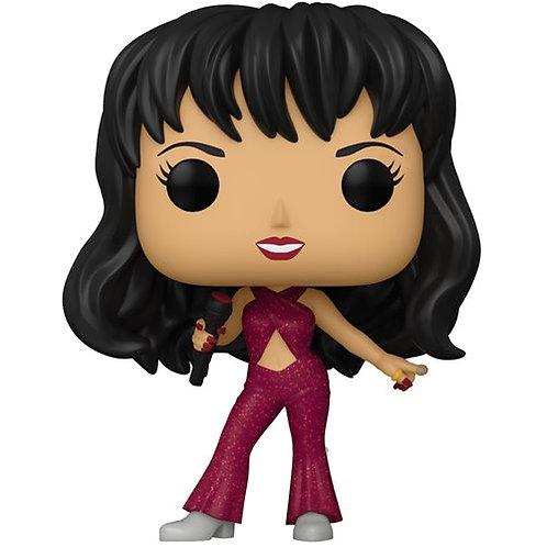 Selena (Burgundy Outfit) Pop! Vinyl Figure Preorder