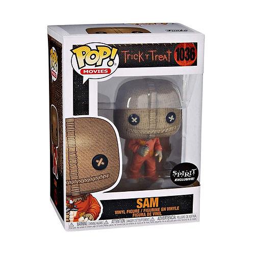 Funko Pop! Sam with Razor Candy  Figure - Trick 'r Treat