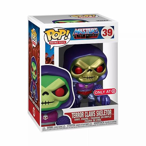 Funko POP! Animation: MOTU  Skeletor with Terror Claws Target Exclusive