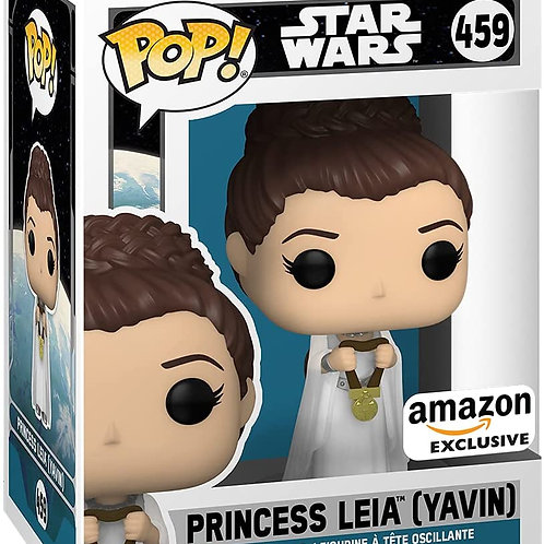 Funko Pop! Star War: Across The Galaxy - Princess Leia Amazon Exclusive Preorder