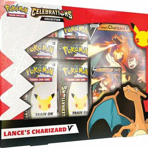 Pokemon Celebrations Collection Lance's Charizard V