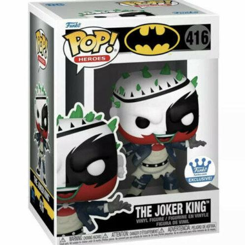 Funko Pop! The Joker King Figure  Funko Shop Exclusive