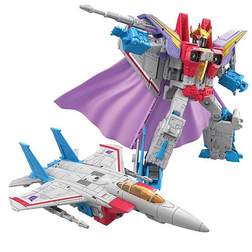 Transformers Studio Series 86 Leader Class Coronation Starscream Preorder