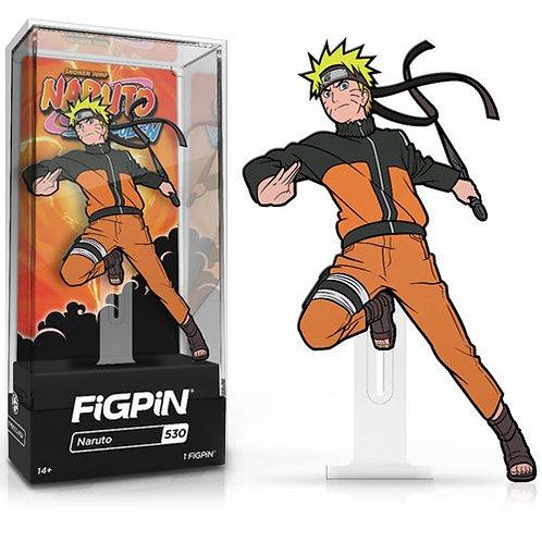 Naruto Shippuden Naruto Version 2 FiGPiN Classic Enamel Pin Preorder