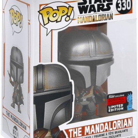 The Mandalorian # 330 2019 Fall Convention Limited Edition