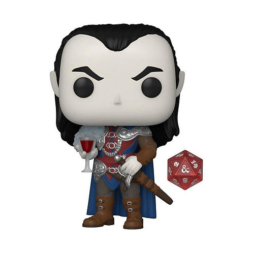 POP! and Die: Dungeons and Dragons Strahd GameStop Exclusive Preorder