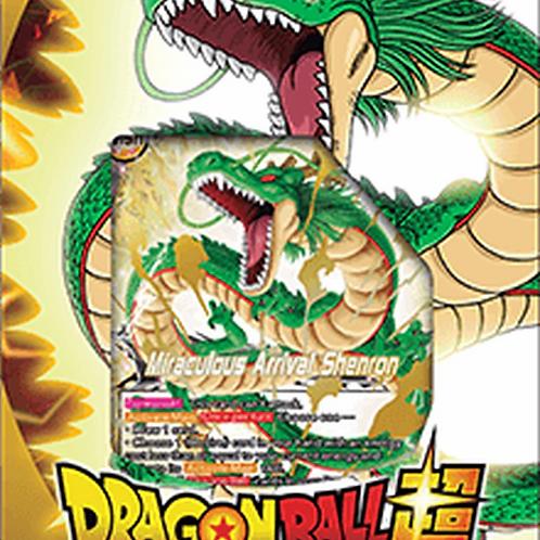 DRAGON BALL Z Dragon Ball Super Shenron's Advent Starter Deck