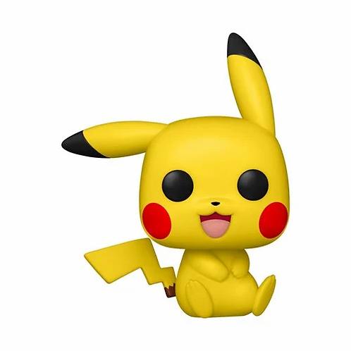 Pokemon Pikachu Sitting Pop! Vinyl Figure Preorder
