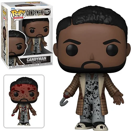 Candyman Pop! Vinyl Figure 1/6 Possible Chase Preorder