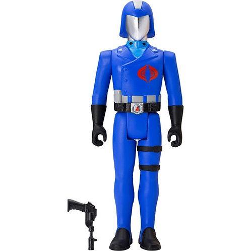 G.I. Joe Cobra Commander 3 3/4-Inch ReAction Figure Preorder