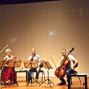 Quatuor Diotima, Cécile Lartigau, 20.7.1
