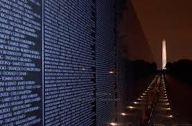 Update on meeting with Vietnam Veterans Memorial Fund...