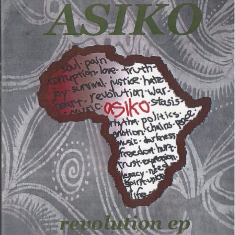Asiko /Revolution in Afropop