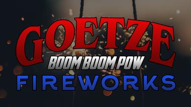 Goetze's BOOM BOOM POW Fireworks