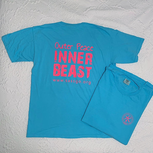 SASS Outer Peace Inner Beast